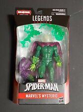 Marvel Legends Mysterio Lizard BAF Wave Spider-Man Hasbro New MISB 2017