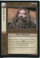 Lord Of The Rings CCG Card RotK 7.U14 Slaked Thirsts