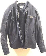 Harley Davidson FXRG Nylon Textile Jacket Separate Liner XL
