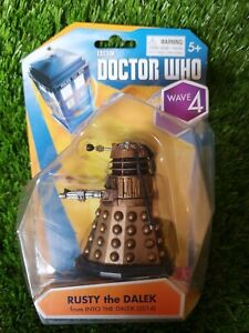 BBC DOCTOR WHO- Wave 4 Rusty The Dalek