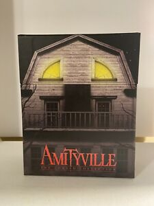 Amityville the cursed collection Vinegar Syndrome Blu Ray Set (4 Disc)