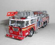 Very Rare And Hard To Find Code 3 FDNY Seagrave Rear Mount Ladder 10