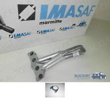 IMASAF Auspuff Hosenrohr +Anbauteile Lancia / Autobianchi A 112 1.0 Abarth 74-84