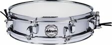 Ddrum Modern Tone Steel Piccolo Snare Drum 14 x 3.5 in.