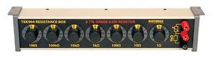 Martindale - TEK904 - Enhanced Decade Resistance Box - QTY 1 (Inc VAT)
