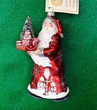 New ListingPatricia Breen 2020 Neiman Marcus Exclusive Proust Claus, Snowmen Ornament