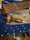 Michelob Golden Draft Wooden Small Eagle Tap Marker VINTAGE