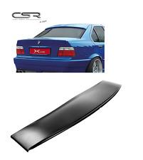 SPOILER CASQUETTE DE VITRE ARRIERE BMW SERIE 3 E36 BERLINE + COLLE