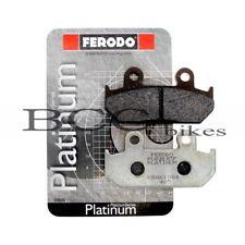 Bremsbelag organischer Allround-Bremsbelag Honda CBR 600 F PC31 95-98 hinten