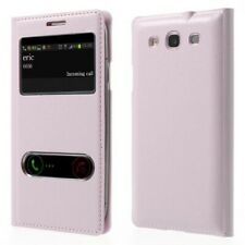 Etui Flip Business Case Cover Samsung Galaxy S3 / GT-I9300 rosa hell
