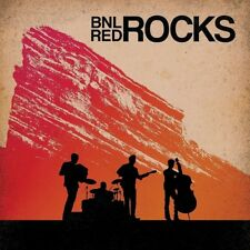 BARENAKED LADIES - BNL ROCKS RED ROCKS   CD NEW!
