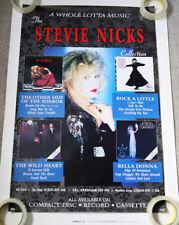 Stevie Nicks Original Whole Lotta Music Poster