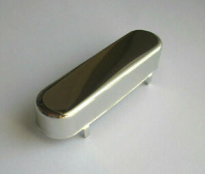 Göldo Singlecoil Cap Cover Nickel For STRAT Pickup