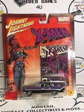 Johnny Lightning  X-Men #9 The Uncanny  (Lot A)