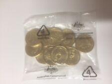 2020 $1 x 10 UNC Coins QANTAS Centenary In Sealed RAM Bag - Free Post