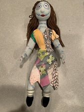 1990'S Vintage Nightmare Before Christmas Sally Doll Disney Store Exclusive Pose
