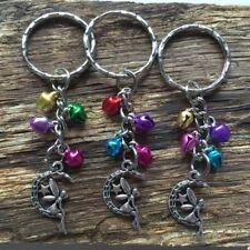 Fée Porte-clé magique fée lune bijou de sac accessoire coloré Fée Porte-clés