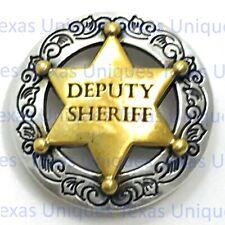Engraved Border Deputy Sheriff Concho Con910-J
