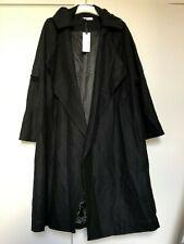 Morrison Quin Coat Keaton - Black 1-2 (12 up to 16), RRP $699 SALE