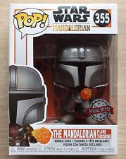 STAR Wars-Mandaloriani con fiamma Funko Pop ** IN VINILE PRE-ORDINE **