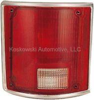 Dorman 1610051 Tail Light Assembly Chevy C10 GMC C/K Truck 370868