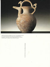 900 - 1200 BEAKED VASE NORTH IRAN AMLASH UNUSED COLOUR POSTCARD