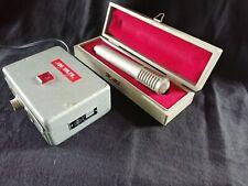 vintage microphone Neumann KM74