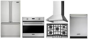 Viking Luxury Appliance Kitchen - 3 Series Full Kitchen