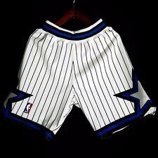 100% Authentic Mitchell Ness 92 93 Orlando Magic Shorts Mens Size 2XL 52