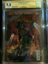 Dark Days:The Forge #1 CGC SS 9.8 4x Jim Lee, Kubert, Tynion IV, Snyder Death Me