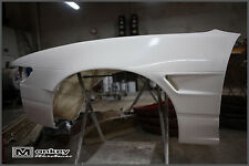 ROCKET BUNNY NISSAN S13 SILVIA FRONT FENDER VENTED GUARD BODY KIT +25MM WILD