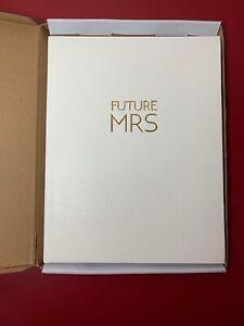 Wedding Planner & Journal Organizer - Hardcover Keepsake - Customized Gift Set
