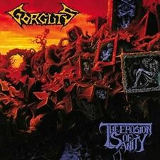Erosion of Sanity [Limited Edition Orange Vinyl] by Gorguts (Vinyl, Jun-2016, Listenable Records)