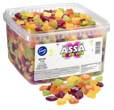 Fazer Ässä Fruit 2.2kg assorted sweet Candy Box from Finland