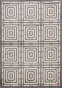5x7 Geometric Modern Turkish Area Rug Oriental Home Decor Contemporary Carpet