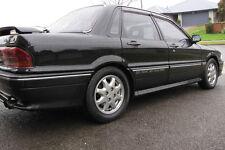 New 1988-1992 MITSUBISHI Galant VR-4 Rear Door Decal Set DSM Turbo VR4 4G63T EVO