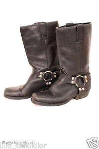 1 Paar Wunderschöne Western Cowboy Stiefel / BILL MONTANA Schuhe / Halbstiefel /
