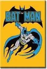 "2"" X 3"" BATMAN RETRO REFRIGERATOR MAGNET NEW"