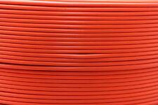 1 m Bowdenzughülle neon orange für Schaltungszüge