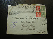 FRANCE - enveloppe 1920 (cy13) french
