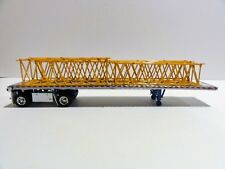 "WSI Liebherr LTM 1350 Fixed Jib Sections for Load or Replacement 1:50 ""NEW"""