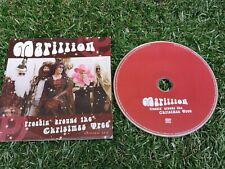 MARILLION ~ PROGGIN AROUND THE CHRISTMAS TREE ~ RARE FAN CLUB CD ~ WEBFREE 16