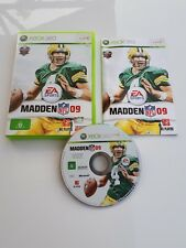 Madden NFL 09, Xbox 360 Game, Complete