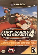 Tony Hawk's Pro Skater 4 GameCube Brand New
