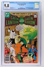 Green Lantern #122 - DC 1979 CGC 9.8 Last Green Lantern/Green Arrow team-up. Guy
