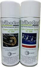 Super Lube Spray Tc 205+ Chain  Cleaner Tc 208  (500ML*2)  3 % Discount