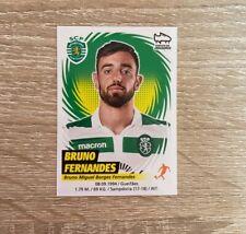 Bruno Fernandes Sporting Lisbon Futebol 2018/19 Panini Sticker