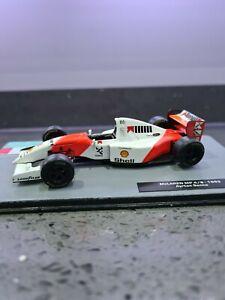 MCLAREN MP4/8-1993 AYRTON SENNA 🇧🇷 FULL BARCODE RACE LIVERY 1993 GERMAN GP