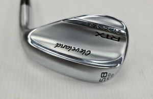 CLEVELAND RTX ZIPCORE 58 DEGREE LOB WEDGE(DYNAMIC GOLD SPINNER WEDGE FLEX)MINT