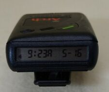 VINTAGE MOTOROLA ARCH DIGITAL DISPLAY PAGER WITH BELT CLIP free shipping